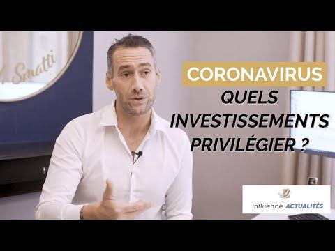 COVID-19 : FAUT-IL INVESTIR OU ATTENDRE ?