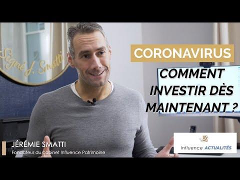 INVESTIR AVEC LE COVID : COMMENT FAIRE ?